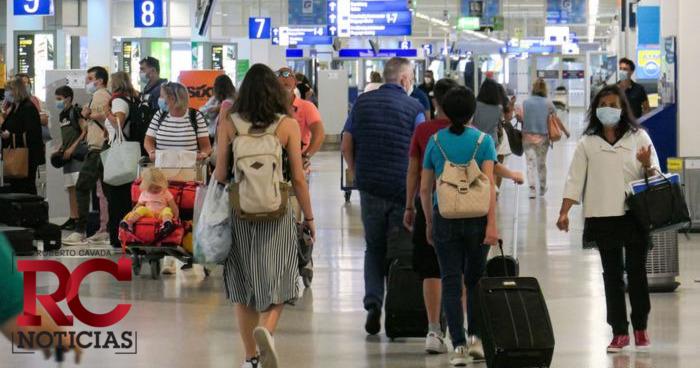Cifra histórica: 22,243 turistas rusos visitaron RD en septiembre