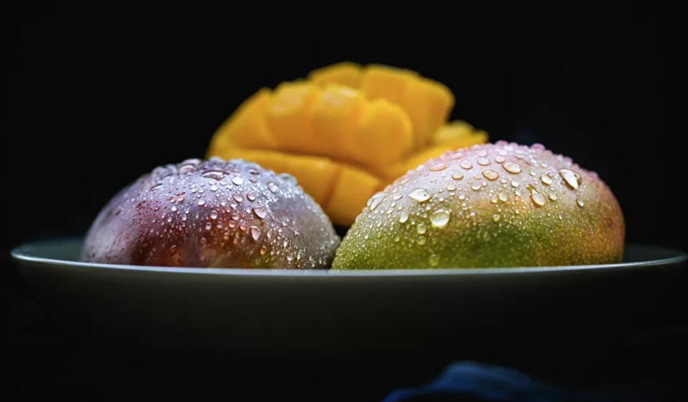 Mango, una fruta antibacterial y cicatrizante