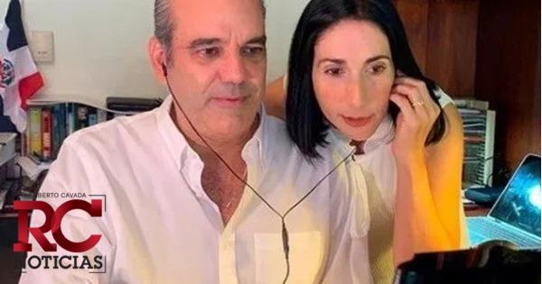 Raquel Arbaje le pide al Señor que sea el guía de Abinader y del pueblo