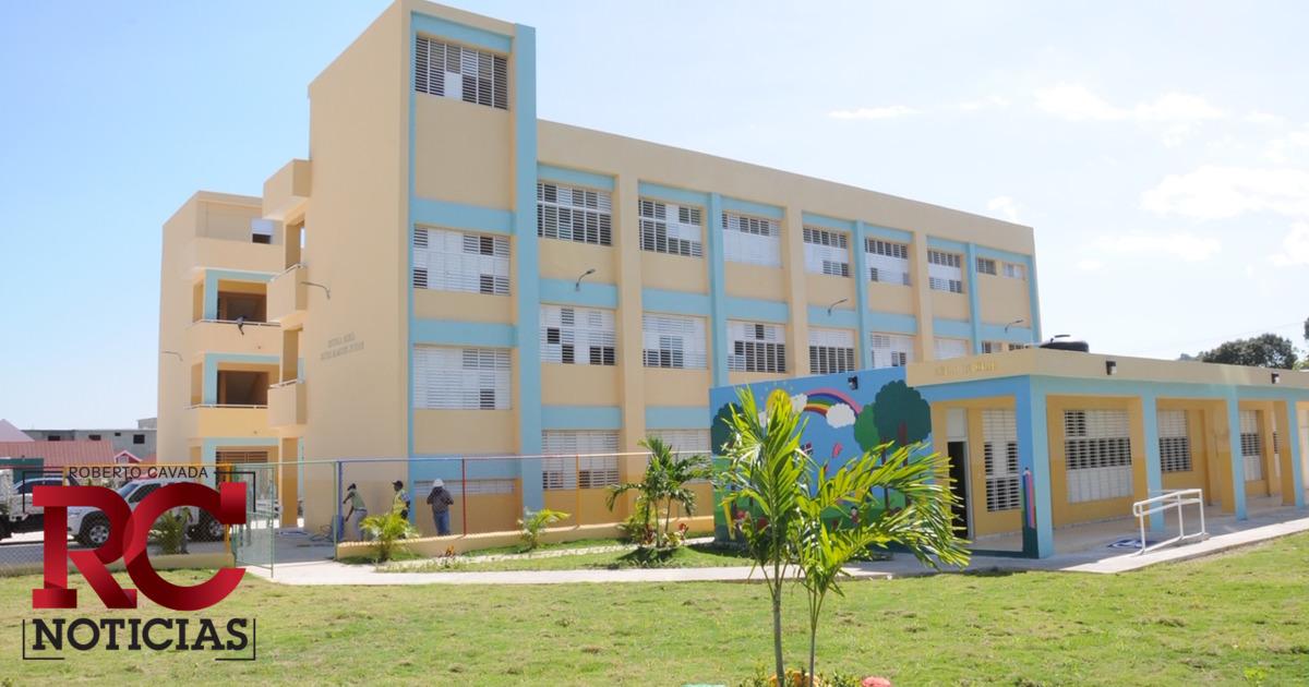 MINERD autoriza a directores regionales a utilizar fondos para trabajos de adecuación de escuelas
