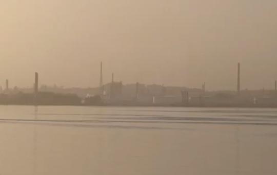 Video | La nube del Sahara da un respiro a Cuba pero mantiene en rojo los termómetros