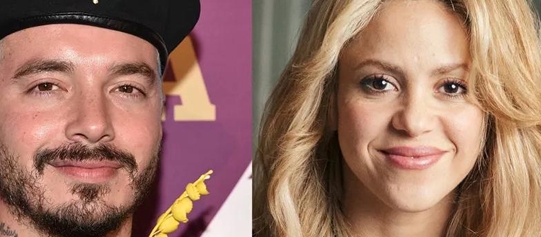 J Balvin se burla de Shakira y las redes lo 'cancelan'