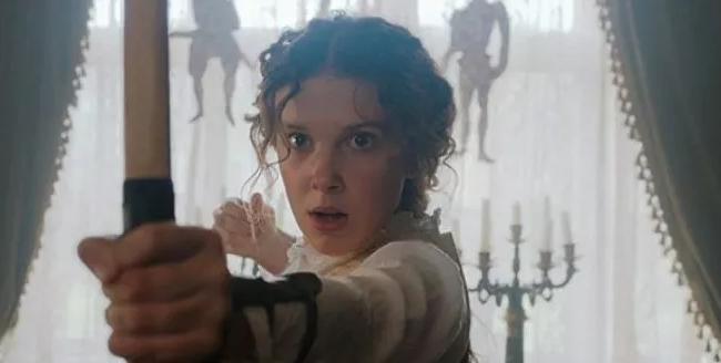 Los herederos de Conan Doyle demandan a Netflix por una película sobre la hermana de Sherlock Holmes
