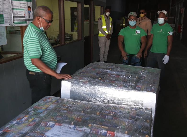 Video | JCE imprime 659,846 boletas para cubrir elecciones del 5 de julio en circunscripciones del exterior