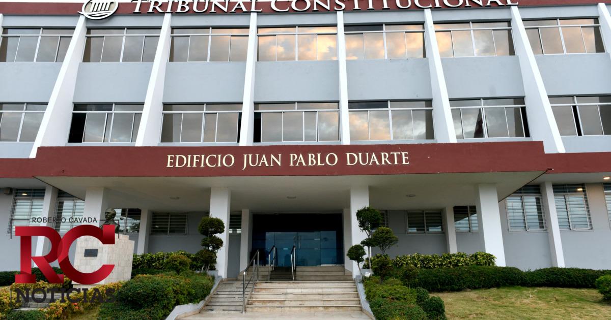 TC conoció expedientes relativos a sentencias de amparo, decisión jurisdiccional y acción directa de inconstitucionalidad