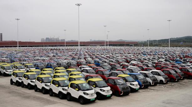 Fabrican en China baterías para autos eléctricos que duran 2 millones de kilómetros