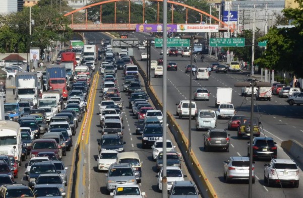 Parque vehicular de RD incrementó en más de 3.16 millones de unidades en 19 años