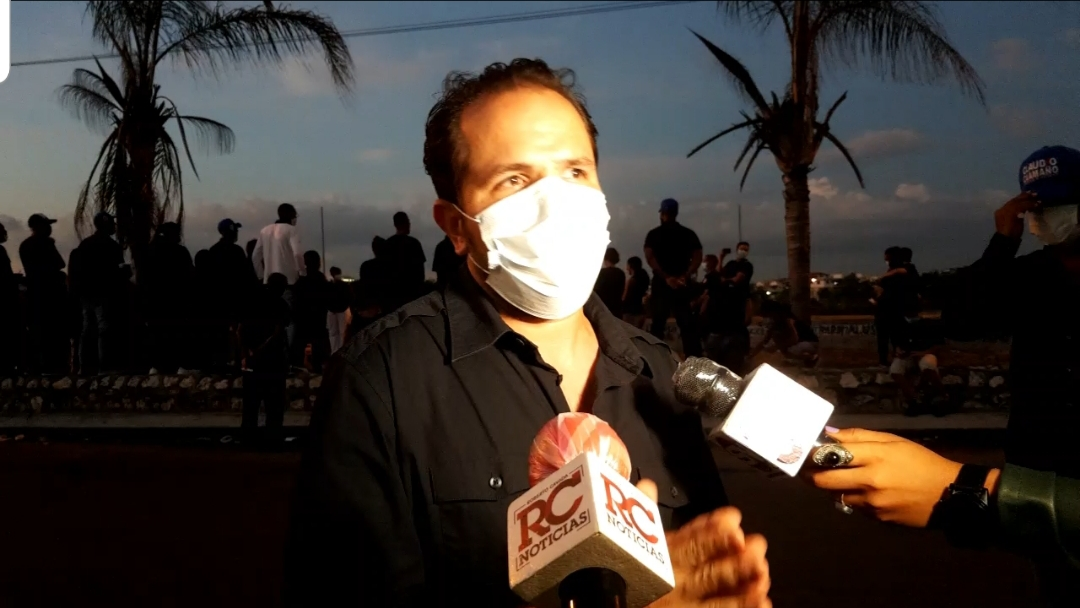 """Claudio Caamaño: """"El pueblo no perdonará que se pacte con Danilo impunidad"""""""