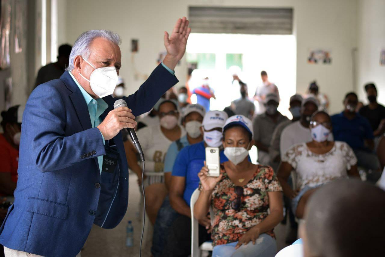 Conoce a Antonio Taveras Guzmán el hombre que quiere ser senador de la provincia Santo Domingo