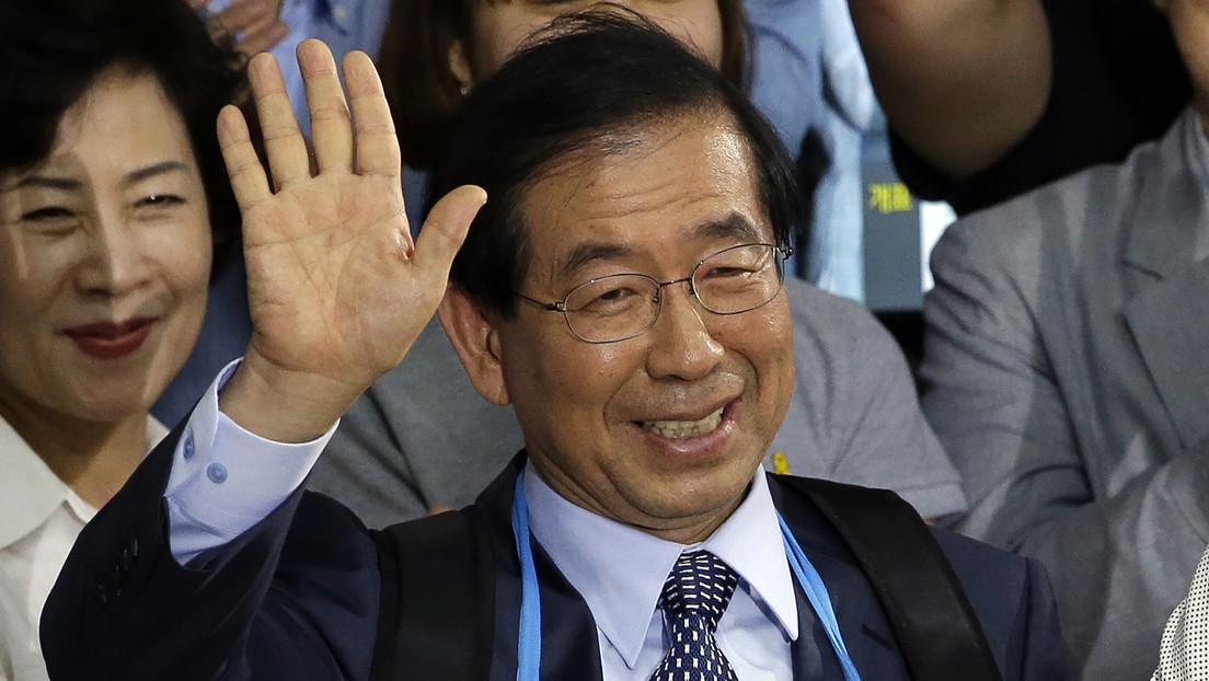 """Desaparece el alcalde de Seúl dejando """"unas palabras como testamento"""""""