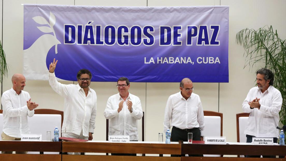 Cuba ratifica su condición de garante del acuerdo de paz entre el Gobierno de Colombia y las FARC