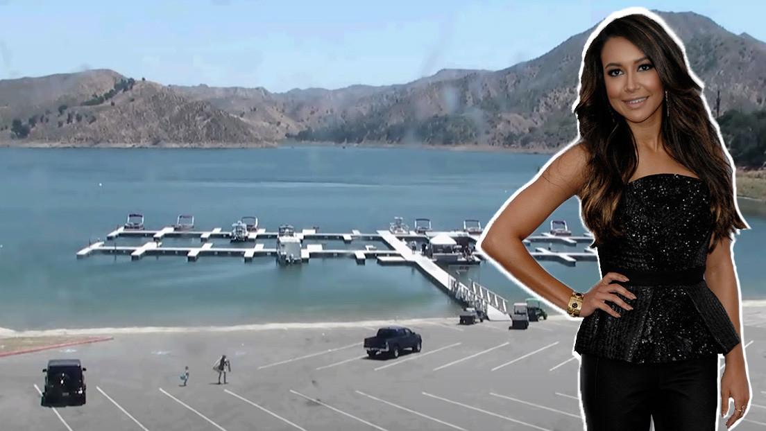 Video | Divulgan imágenes de la estrella de la serie 'Glee' Naya Rivera grabadas antes de su desaparición