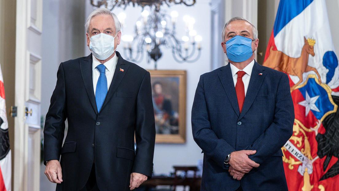 """Introducen una querella contra Piñera por """"negligencia grave"""" en el manejo de la crisis por el Covid-19"""