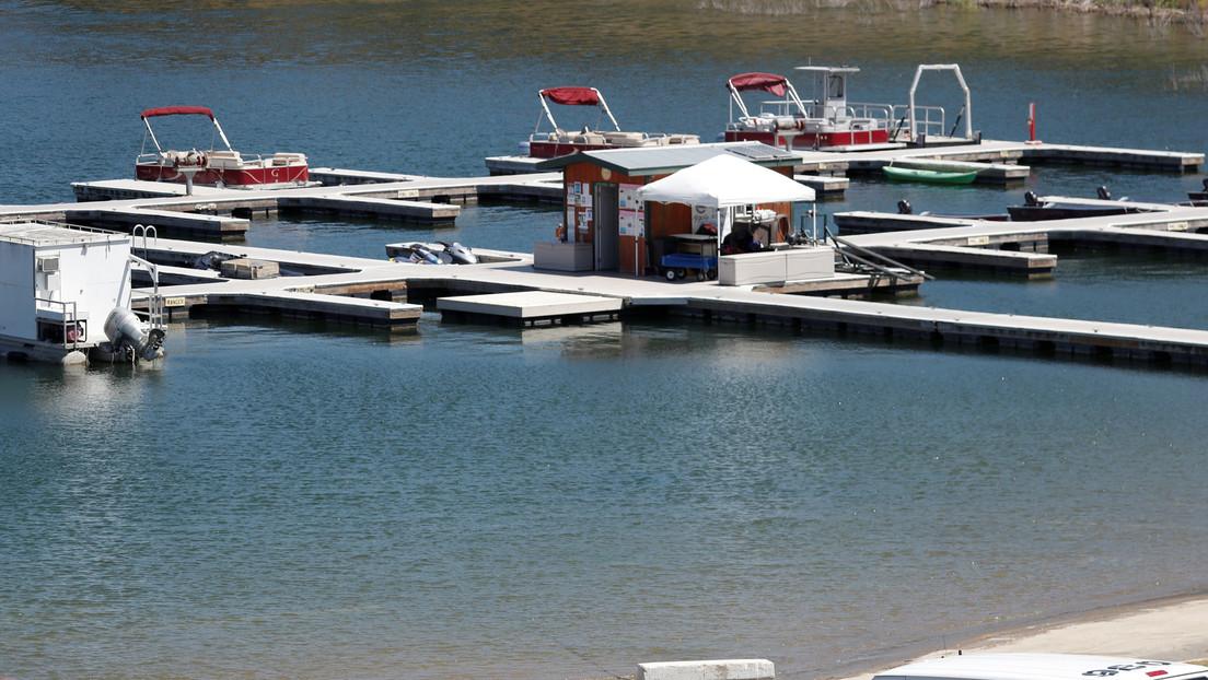 Videos | Difunden imágenes del rastreo subacuático del lago donde desapareció la actriz Naya Rivera de la serie 'Glee'