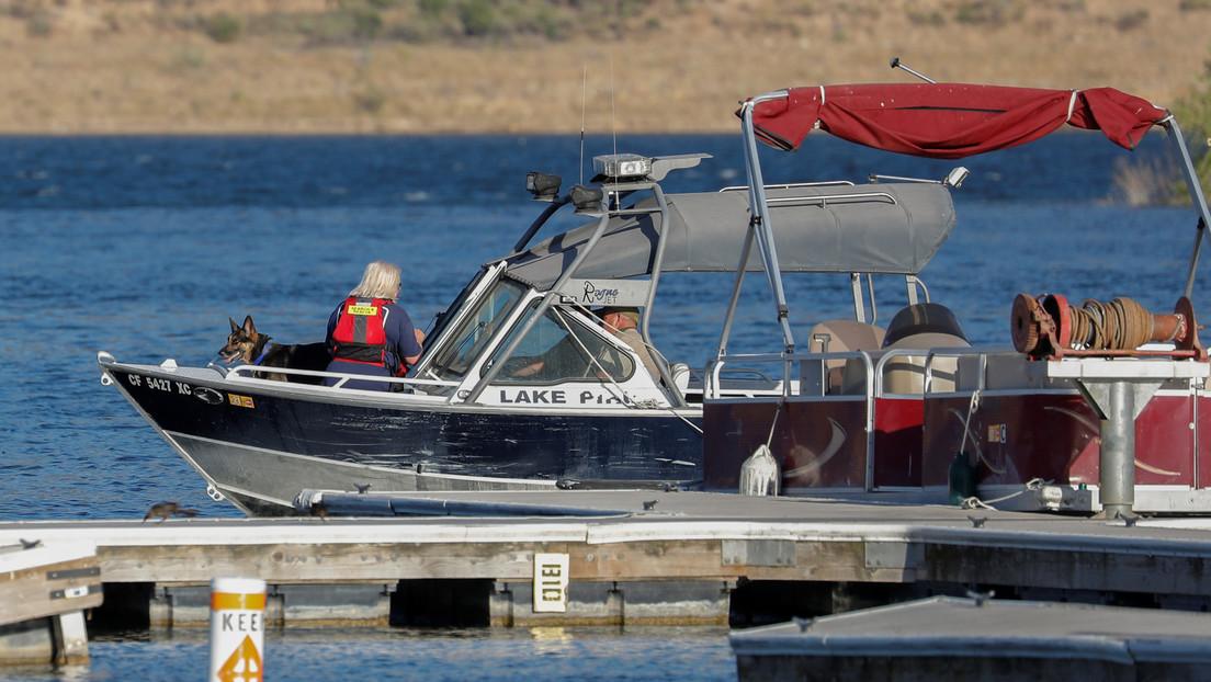 El cuerpo hallado en un lago de California pertenece a la actriz Naya Rivera