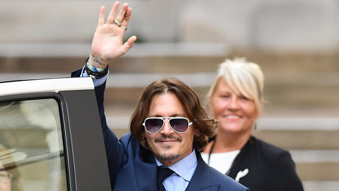 Mensajes con sangre, peleas y drogas: detalles de la vida de Johnny Depp y Amber Heard surgen durante el juicio del actor contra The Sun