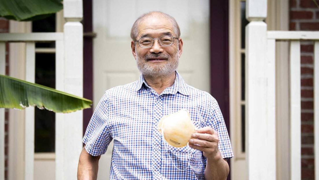 El inventor de la mascarilla N95 vuelve de la jubilación para ayudar en la lucha contra el covid-19