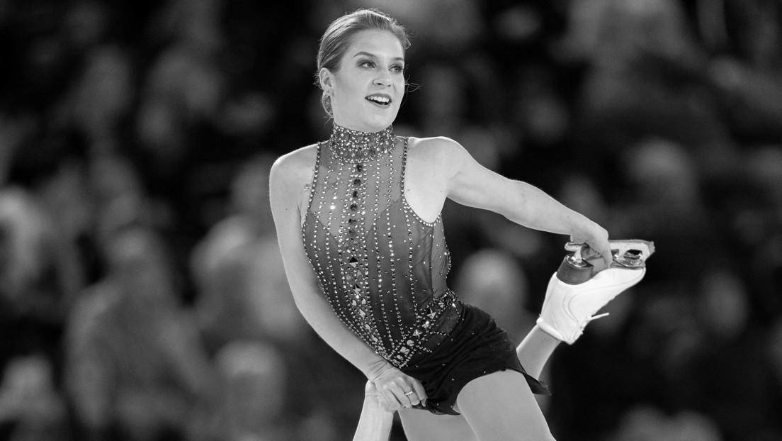 Yekaterina Aleksandróvskaya, patinadora artística rusa y campeona del mundo juvenil, muere a los 20 años