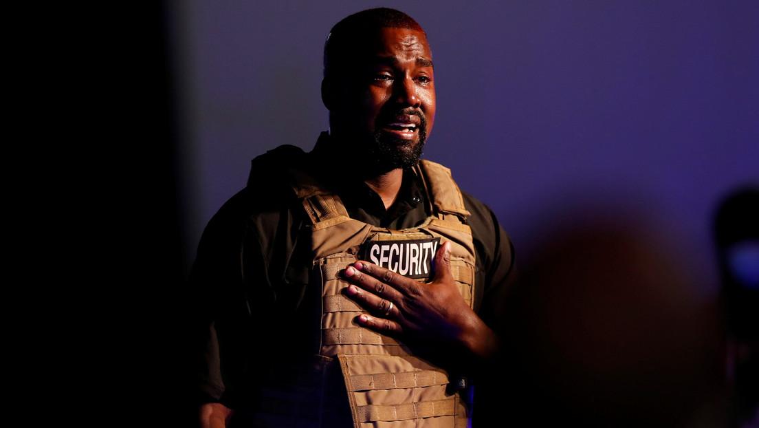 Videos | Polémicas declaraciones, citas de la Biblia y sollozos: Kanye West celebra su primer mitin de campaña presidencial