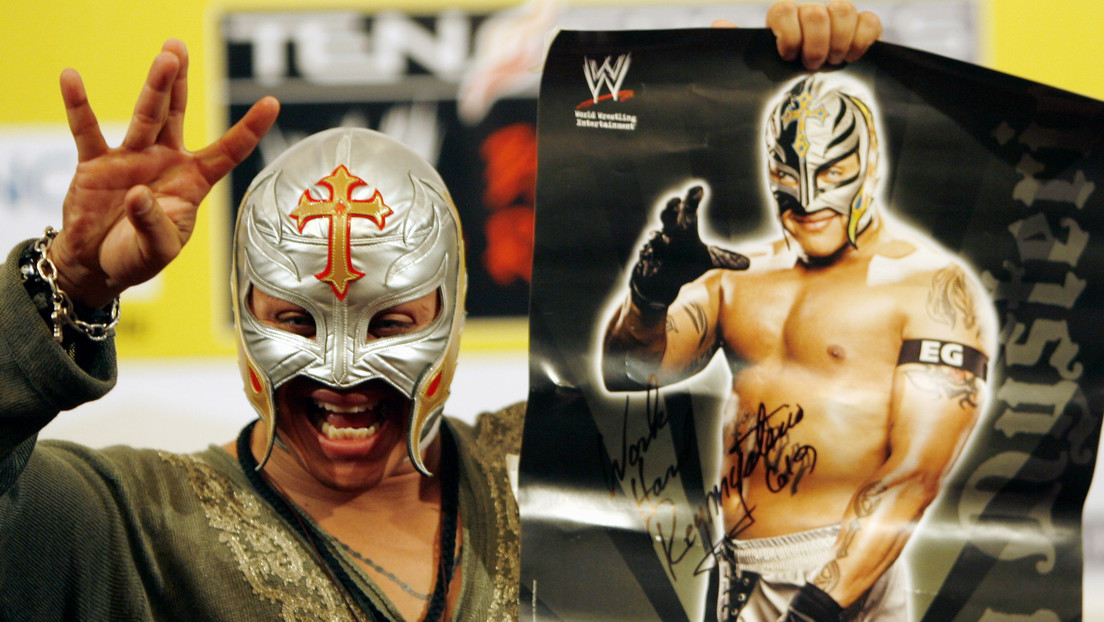 ¿Es cierto que el Rey Mysterio perdió un ojo durante un combate de la WWE?