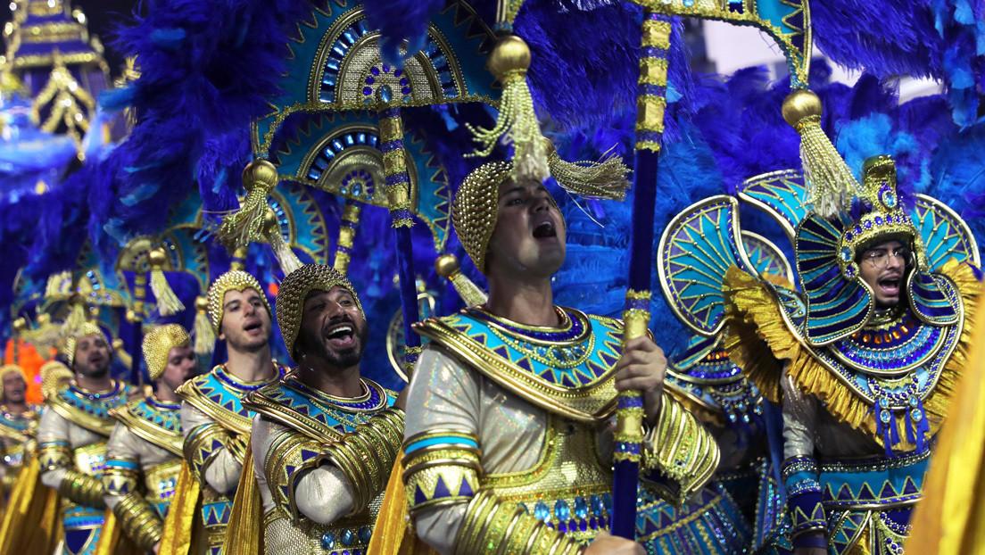 Sao Paulo pospone el carnaval de 2021 por el coronavirus