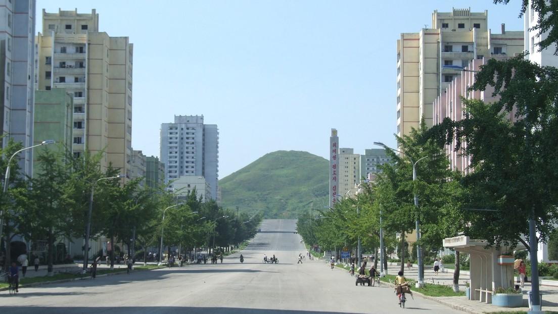 """""""Urgencia máxima"""" en Corea del Norte tras su primer caso sospechoso de Covid-19"""