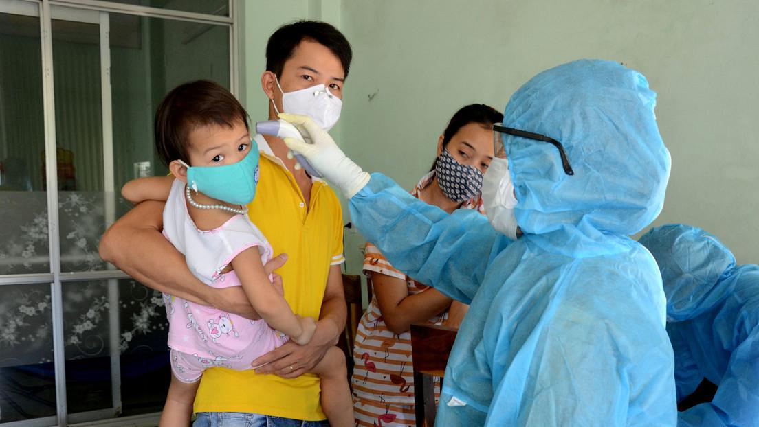 Anuncian un brote de un nuevo tipo de coronavirus más contagioso en Vietnam: ¿qué se sabe hasta ahora?