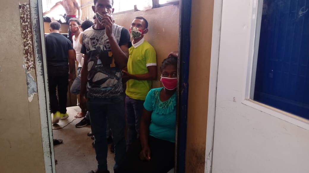 Aplazan para el miércoles solicitud de medida de coerción contra padres que habrían dejado a sus hijos encerrados en una cisterna