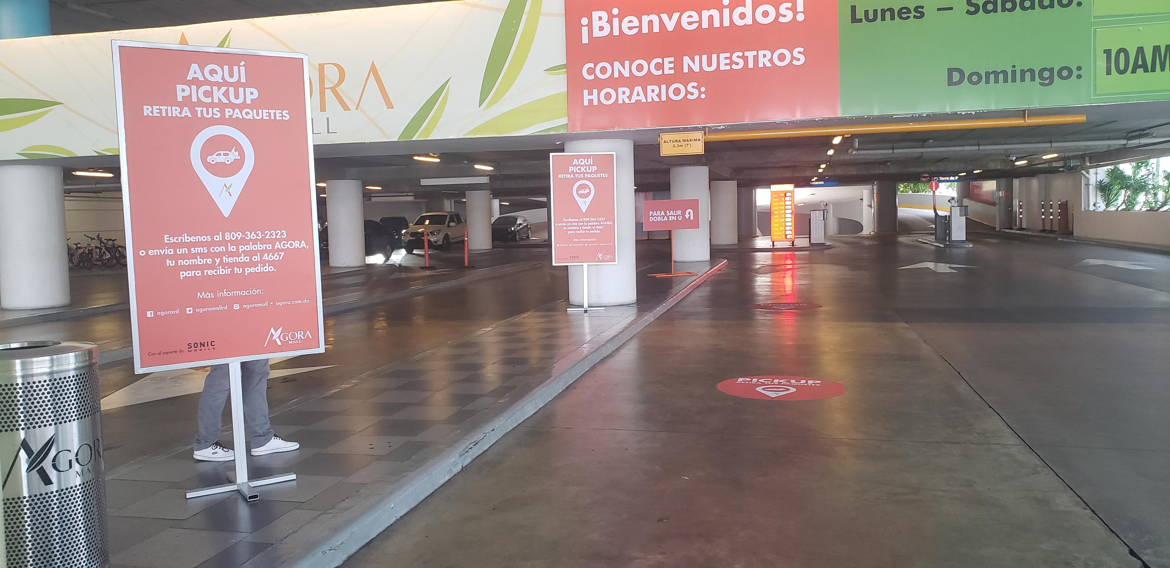 Ágora Mall presenta nuevas opciones de servicios para facilitar la compra de los consumidores