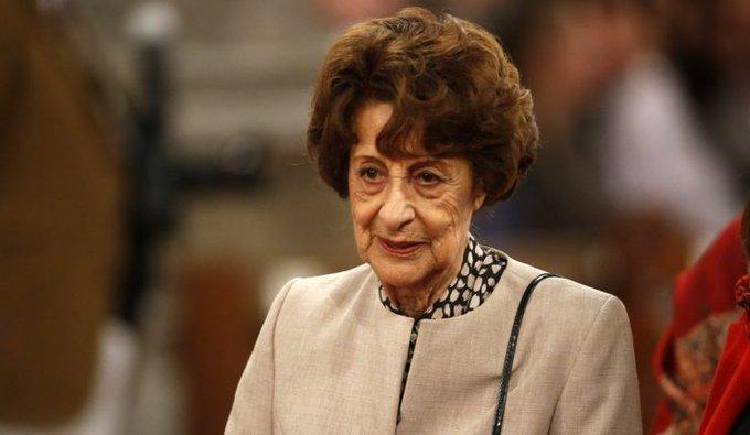 Muere en Chile la madre de Michelle Bachelet a los 93 años