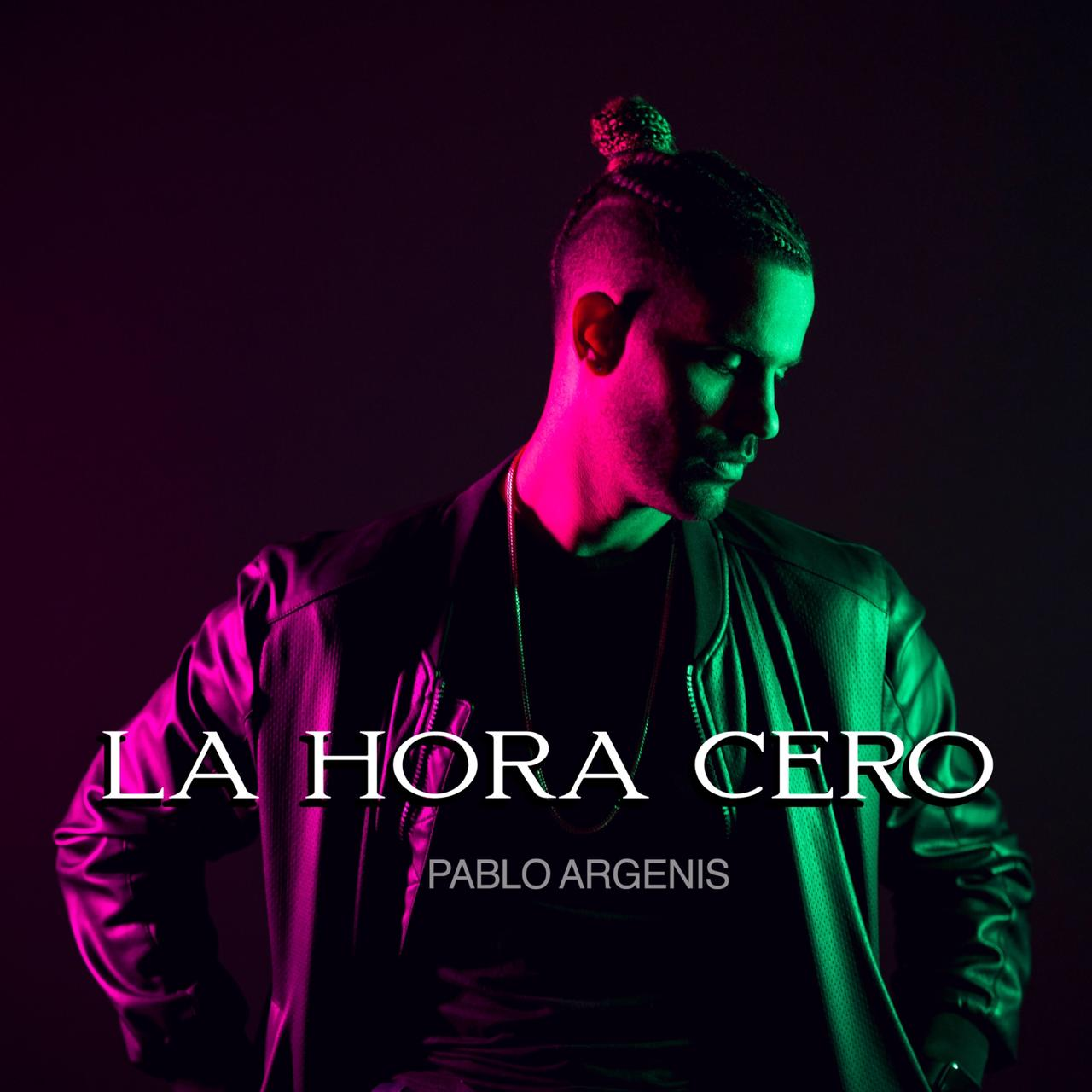 """Pablo Argenis estrena este viernes su nuevo sencillo """"La hora cero"""""""