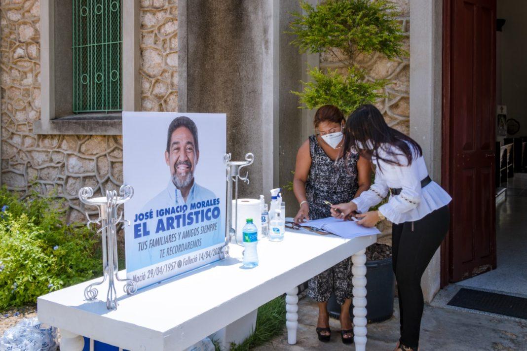 La Romana recordó con memorial la partida de José Ignacio Morales (El Artístico)