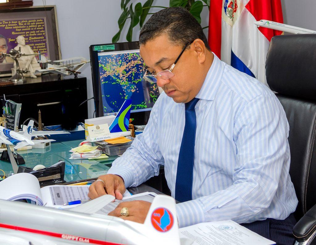 Alejandro Herrera: es un gran desafío  recuperar la aviación global del golpe pandémico del COVID-19