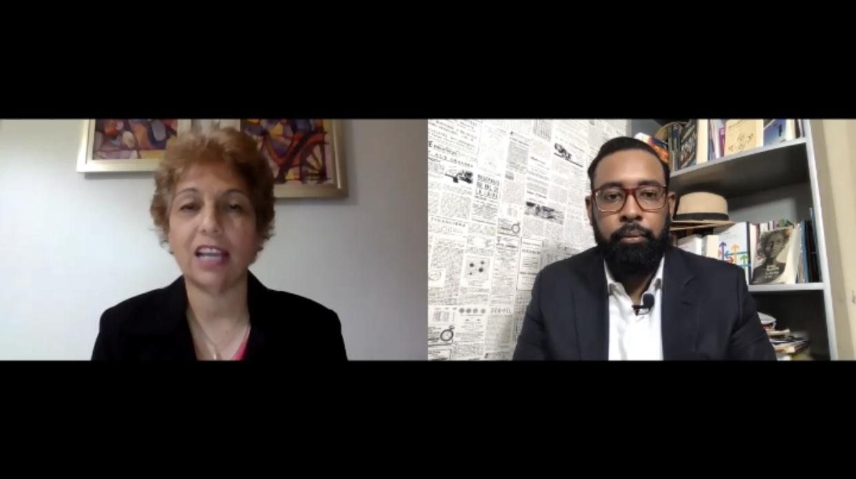 """Rosario Espinal: """"República Dominicana necesita expresidentes"""""""