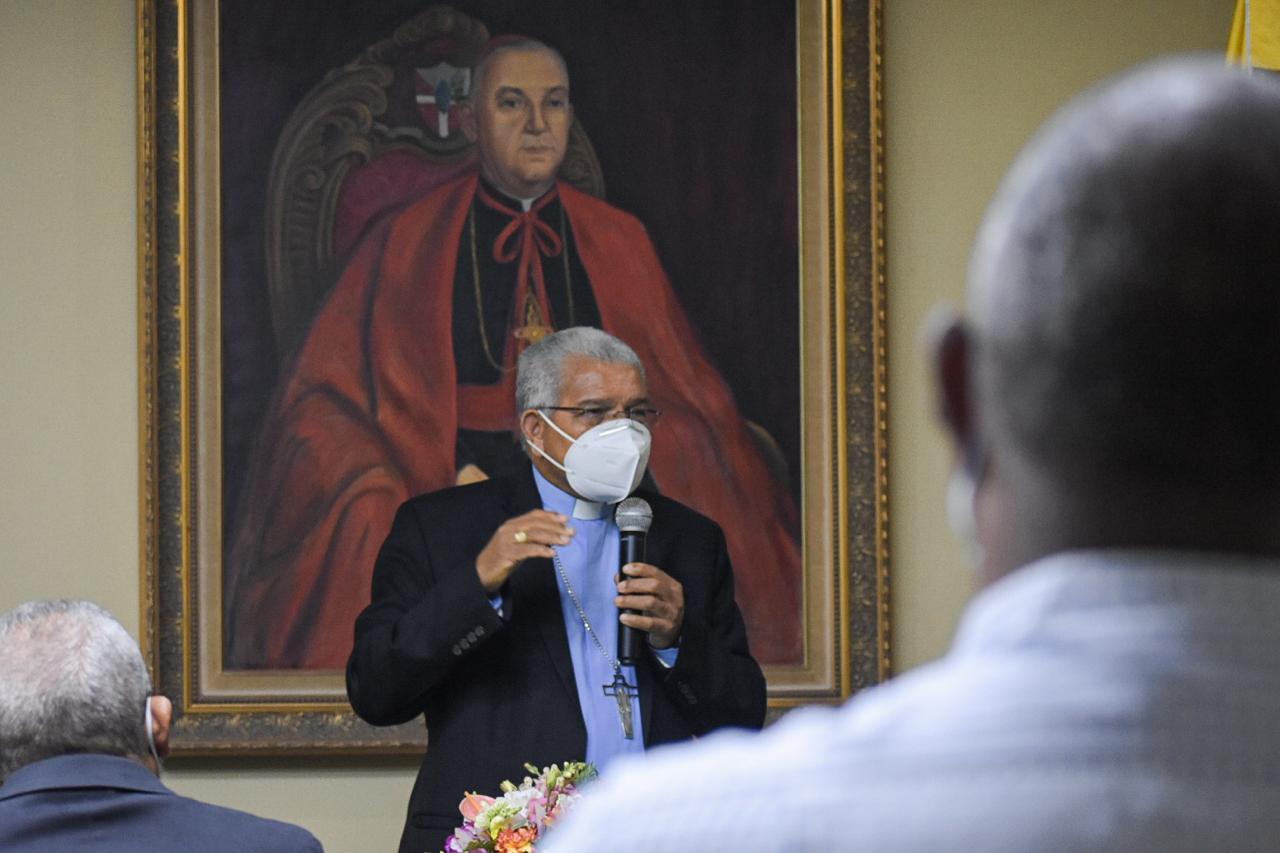 Monseñor Francisco Ozoria pide a población ejercer voto con conciencia clara