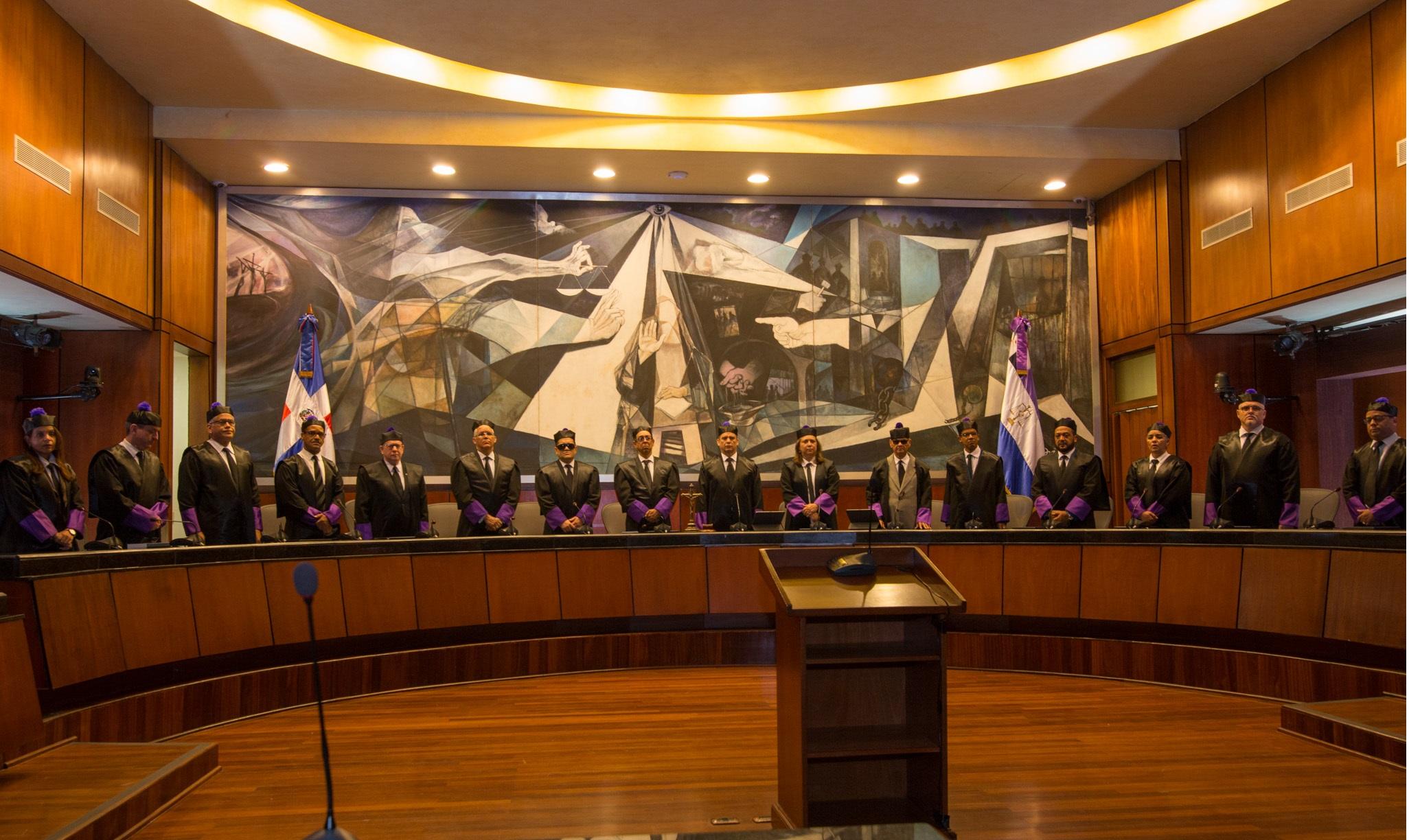 El Pleno de la Suprema Corte de Justicia actualiza el procedimiento para obtener la suspensión de la ejecución de sentencias
