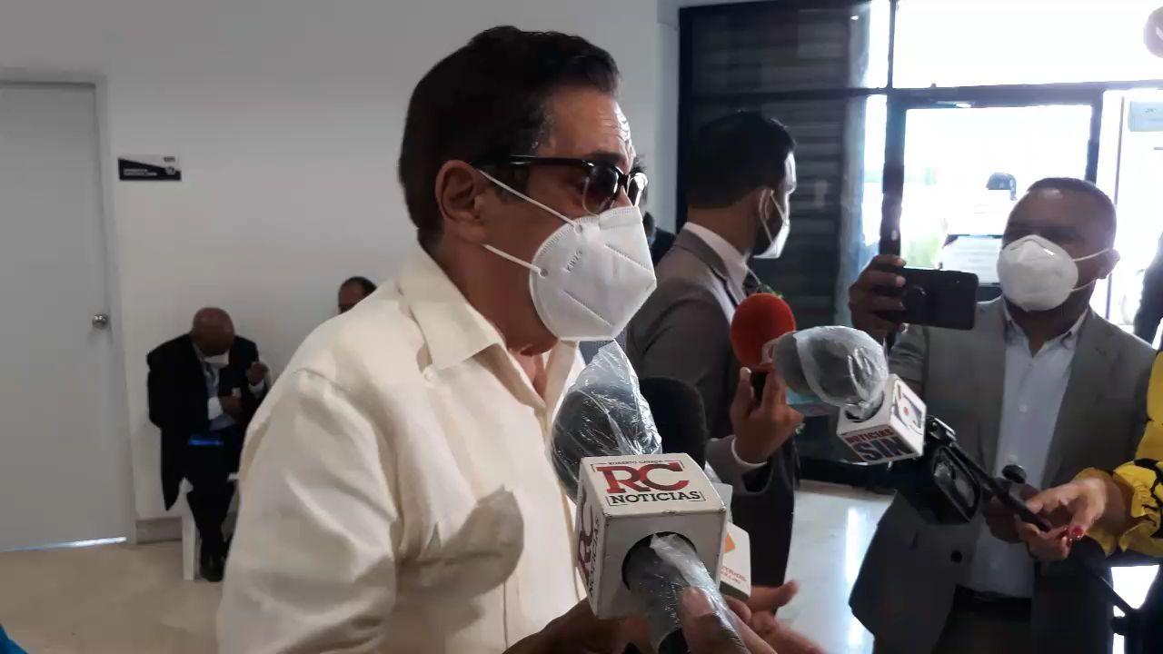 Video | Dirigente del PRM asegura empleados públicos no deben preocuparse