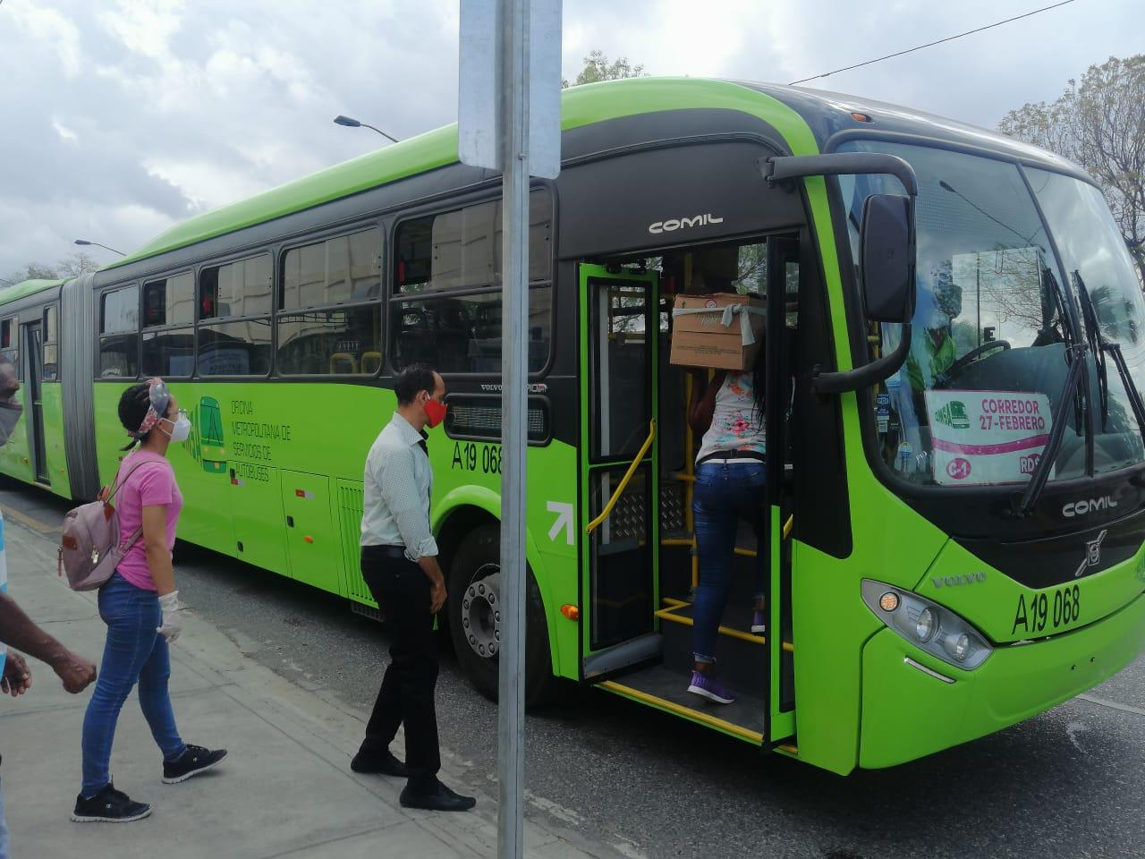 OMSA anuncia nuevos horarios de autobuses ante estado de emergencia por Covid-19