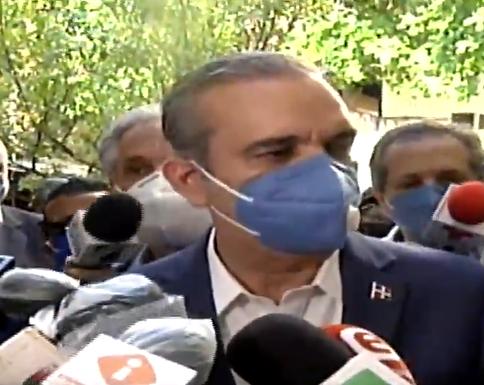 """Luis Abinader y José Paliza denuncian fueron """"hackeados"""""""