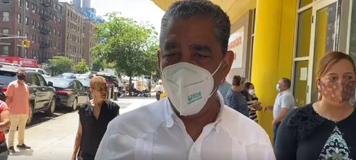 Video | Adriano Espaillat felicita a dominicanos en el exterior por su civismo al momento de votar