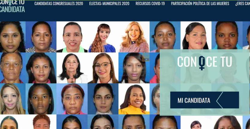 8,463 mujeres se han postulado como candidatas a cargos municipales y congresuales para las elecciones de este año