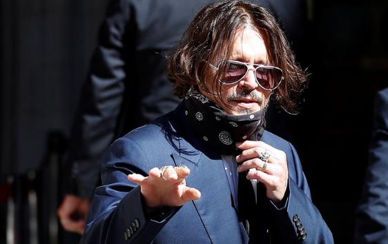 El reencuentro de Johnny Depp y Amber Heard en la corte: sórdidas revelaciones en el primer día de audiencia