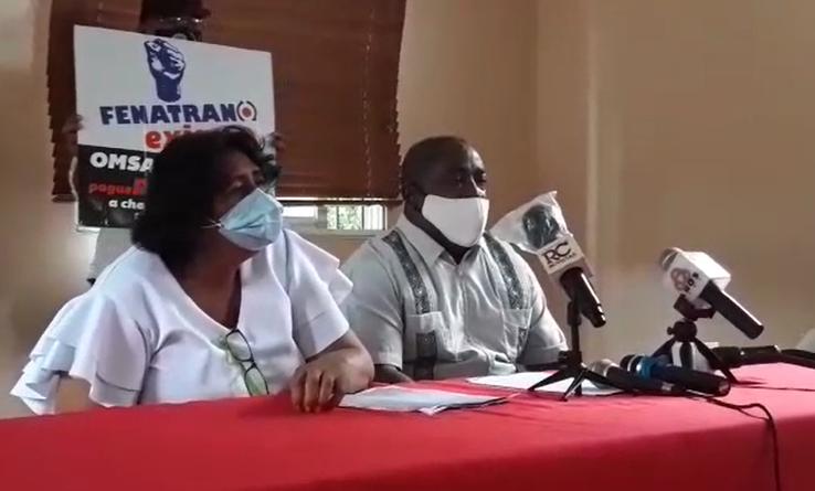 Video | Transportistas Corredor Máximo Gómez exigen al gobierno pago de 136 millones de pesos