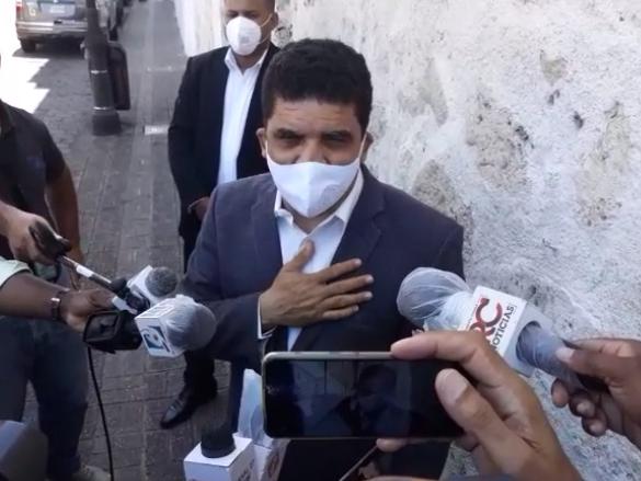Video | Pastor Dio Astacio llama a población obedecer autoridades para enfrentar COVID-19