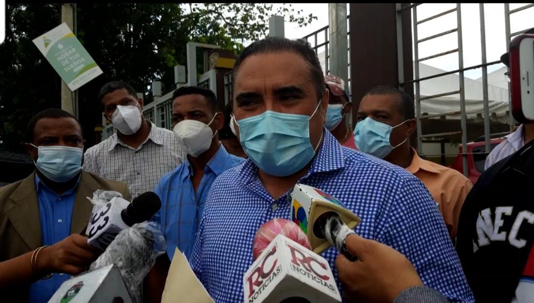 Video | Candidato a diputado de SDN  denuncia fraude electoral