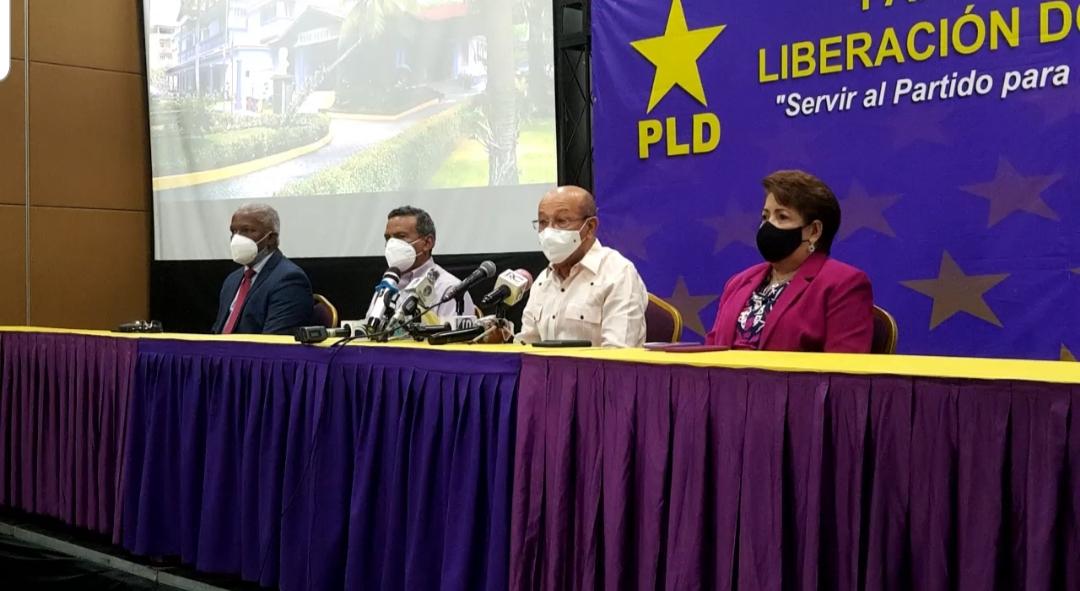 Video   PLD fija posición sobre las elecciones; felicita al PRM, Luis Abinader y al pueblo dominicano
