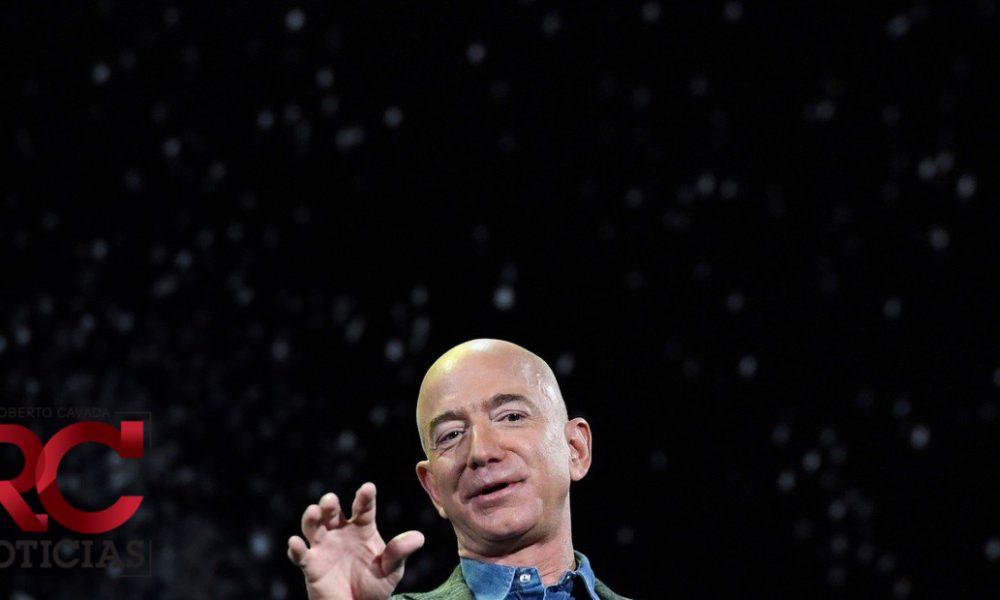 Jeff Bezos anuncia que dejará de ser el CEO de Amazon