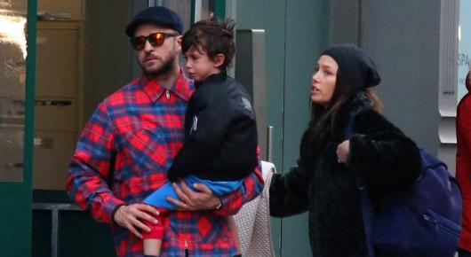 Jessica Biel y Justin Timberlake tuvieron a su segundo hijo en secreto