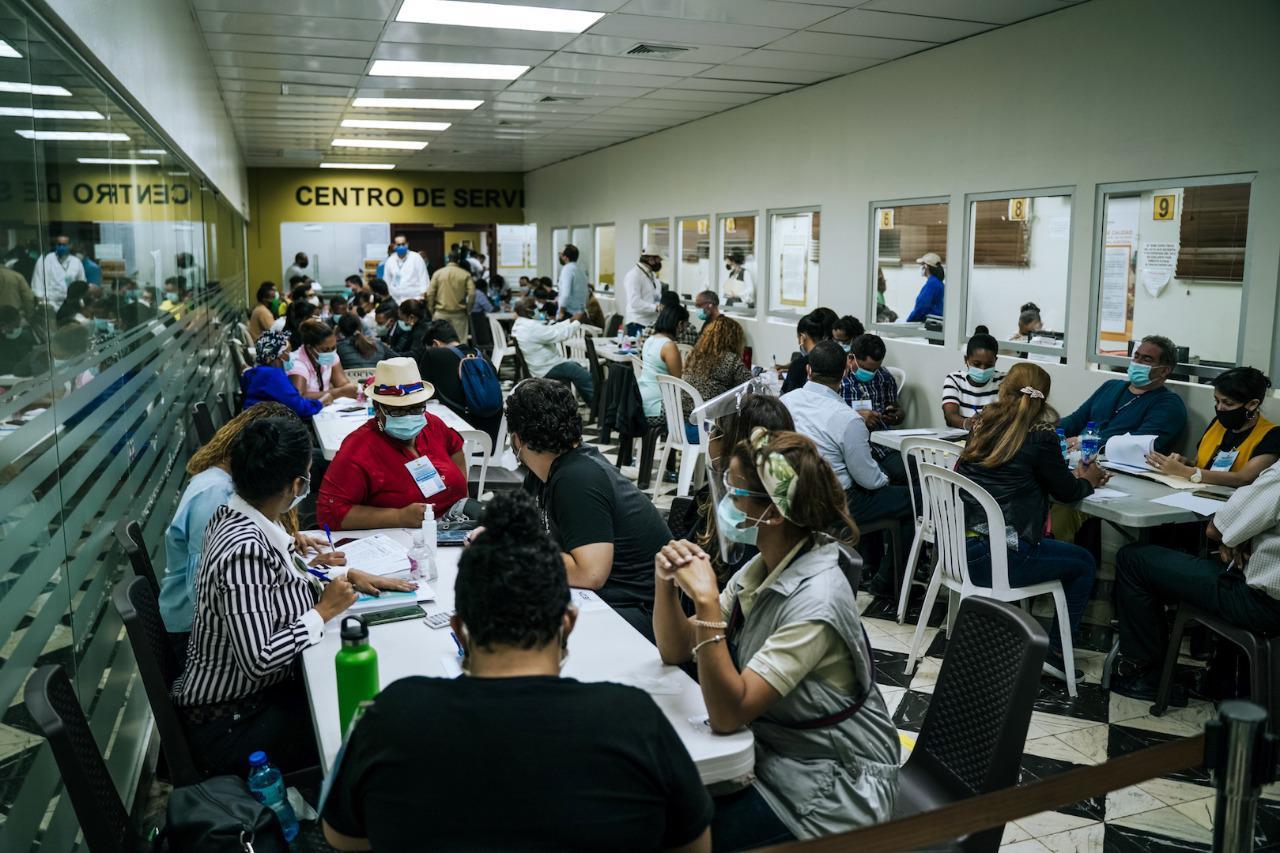 Guardianes de la Democracia dan por concluido el proceso de validación y cuadre de actas de la Junta Electoral del DN