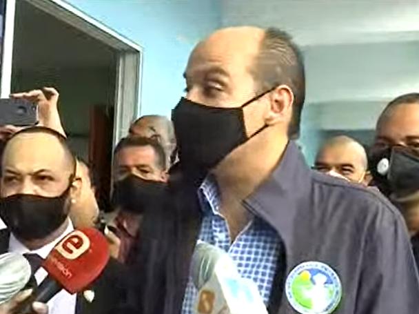 """Ramfis: """"Aquí hay que votar así sea por el diablo"""""""